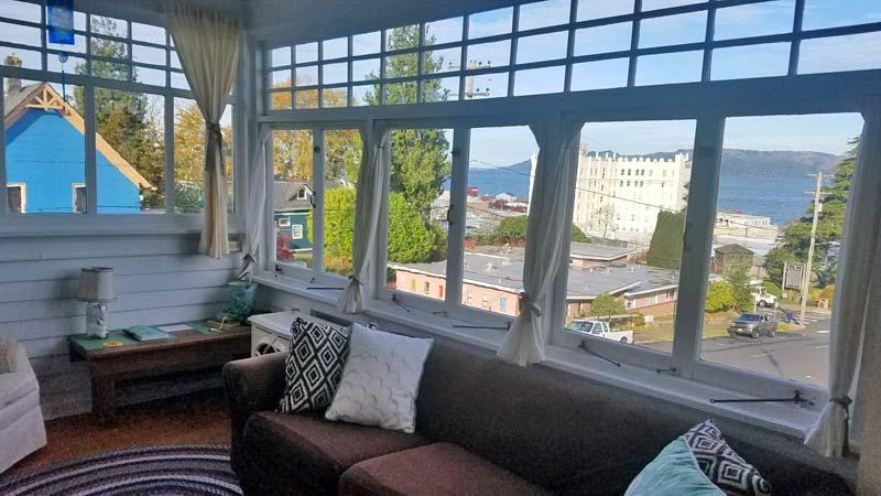 River Suite View - Rose River Inn